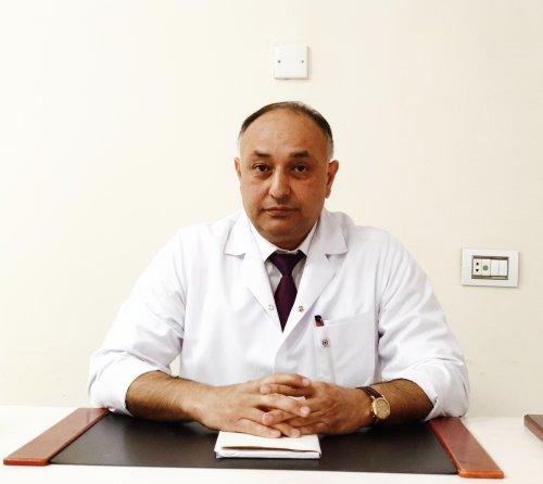 Kardioloq Dr.Sərdar Əliyev